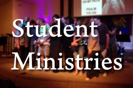 Student Ministries Blurred
